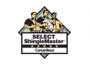 Select ShingleMaster Badge