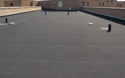 Modified Bitumen for Commercial Roofing