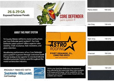 MetalRoofColors Astro