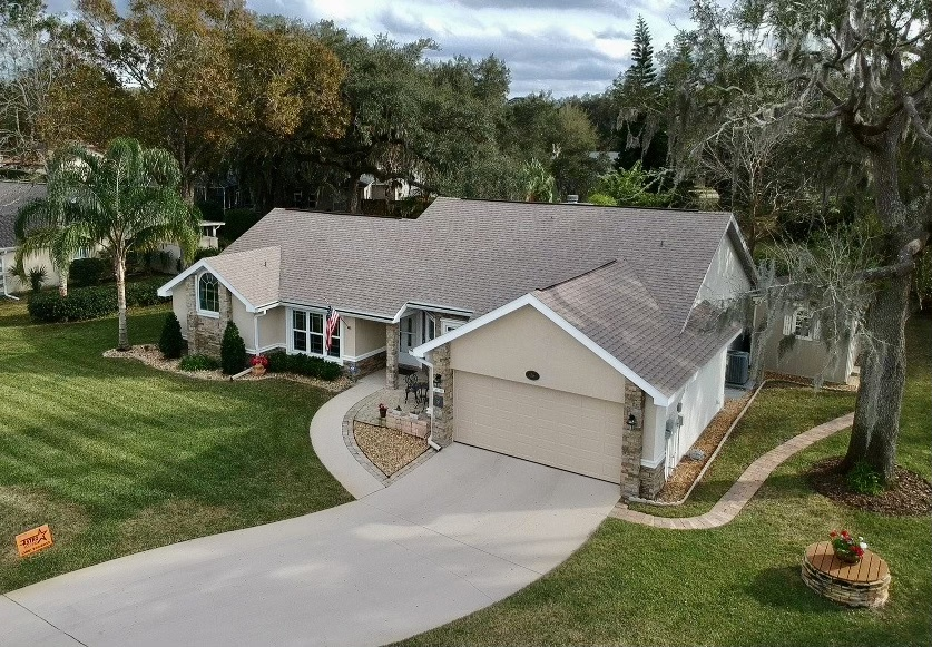 Mojave Tan Roof Shingles by Astro
