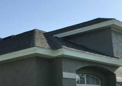 DeBary Shingles Roof Detail