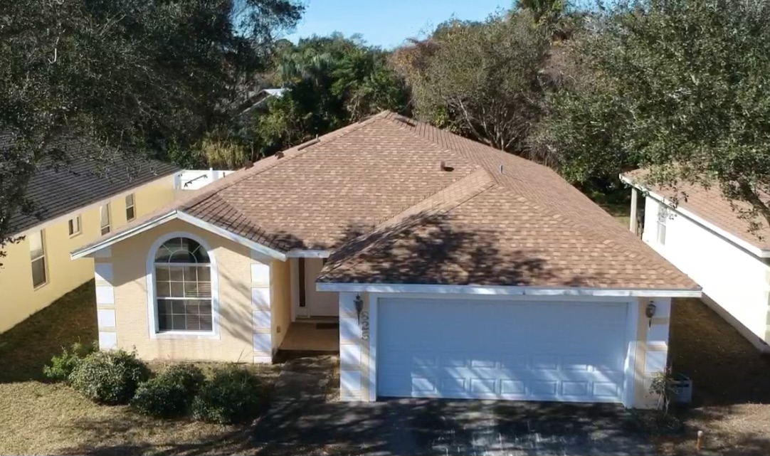 New roof Port Orange from Insurance Claim